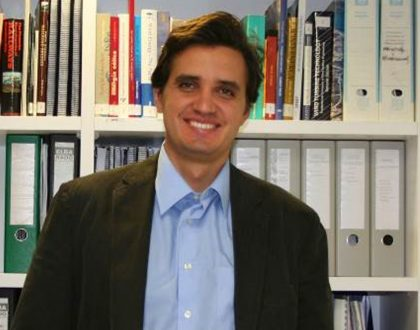 José Serna García-Conde was awarded with the prize of Young Highlighted Msc Civil Engineer