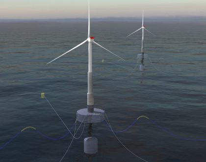 FLOATING WIND POISED FOR DEEP COST CUTS