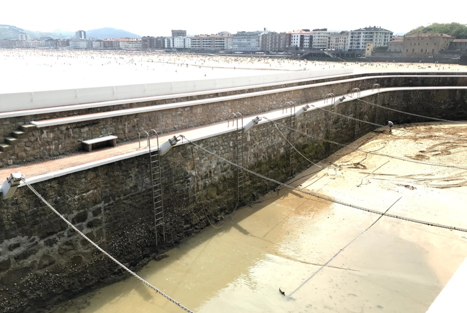 PROJECT AND WORKS MANAGEMENT REPAIR OF THE ZARAUTZ PORT DOCK (GIPUZKOA)